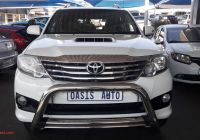 Low Mileage Used Cars Near Me Fresh toyota fortuner 3 0d 4d 4×4 2012