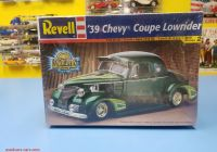 Lowrider Cars for Sale Elegant Revell 85 2362 39 Chevy Coupe Lowrider 1 24 Scale