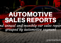 Luxury Car Sales Near Me Awesome Automotive Sales Statistics by Segment