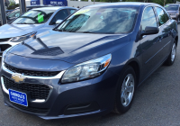 Luxury Car Sales Near Me Inspirational Pre Owned 2015 Chevrolet Malibu 1ls