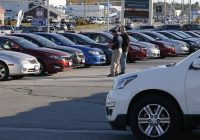 Luxury Car Sales Near Me New Auto Sales Decline In October Despite Dealer Discounts