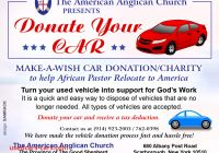 Make A Wish Car Donation Luxury Make A Wish Car Donation Charity to Help African Pastor