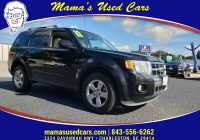 Mamas Used Cars Unique Mama S Used Cars 2011 ford Escape Limited