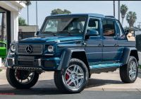 Marketplace for Used Cars for Sale Fresh 2018 Mercedes Maybach G650 Landaulet 1 Of 99 Ilusso