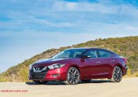 Maxima Sr 2016 Unique 2016 Nissan Maxima Sr Long Term Arrival Review