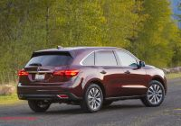 Mdx 2014 Best Of 2014 Acura Mdx Reviews and Rating Motor Trend