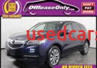 Mdx 2016 Deals Awesome Used Acura Mdx for Sale Cargurus