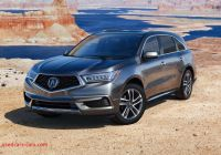 Mdx Price Fresh 2018 Acura Mdx Pricing for Sale Edmunds