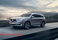 Mdx Price Luxury 2018 Acura Mdx Suv Pricing Features Ratings and Reviews