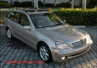Mercedes-benz C320 Wagons Awesome 2003 Mercedes Benz C320 Wagon fort Myers Florida for Sale