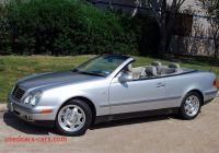 Mercedes-benz Clk 320 New 1999 Mercedes Benz Clk 320 Convertible Auto Collectors