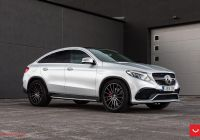 Mercedes-benz Gle Coupe Lovely Mercedes Amg Gle63 S Coupe On Vossen Wheels Vfs 2 2019