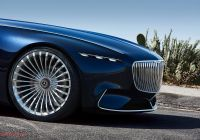 Mercedes-maybach 6 Awesome Vision Mercedes Maybach 6 Cabriolet
