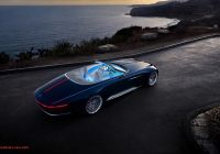 Mercedes-maybach 6 Best Of Vision Mercedes Maybach 6 Cabriolet