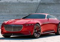 Mercedes-maybach 6 Elegant the Vision Mercedes Maybach 6 which Measures Almost Six