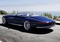 Mercedes-maybach 6 Fresh Концепт кар Mercedes Benz Vision Maybach 6 Cabriolet гимн