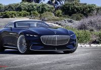 Mercedes-maybach 6 Luxury Концепт кар Mercedes Benz Vision Maybach 6 Cabriolet гимн