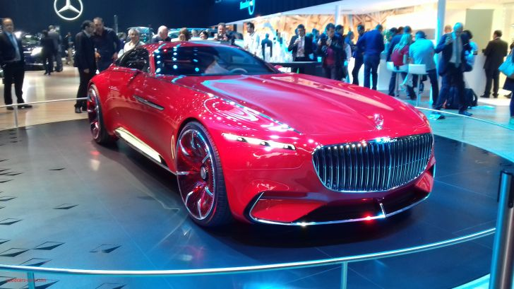 Permalink to Elegant Mercedes-maybach 6