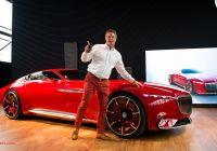Mercedes-maybach 6 Luxury Mercedes Maybach Vision 6 Presented In Its Entire Splendor