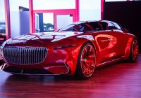 Mercedes-maybach 6 Luxury the New Ultra Luxury Mercedes Vision Maybach 6 – Hyper Cars
