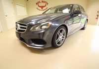 Mercedes Used Cars for Sale Near Me Awesome 2014 Mercedes Benz E Class E350 4matic Sedan Stock for Sale