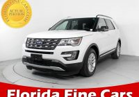 Miami Used Car Dealers Beautiful Used 2017 ford Explorer Xlt Suv for Sale In Miami Fl