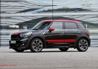 Mini Cooper Country Luxury Press Release Mini Countryman John Cooper Works town