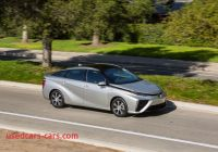 Mirai Driving Range Fresh toyota Mirai to Deliver A Driving Range Of 312 Miles