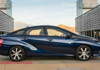 Mirai Driving Range New toyota Mirai Has Longest Driving Range Motorweek
