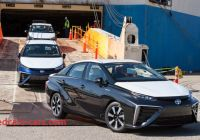 Mirai Driving Range New toyota Mirai Rated at 67 Mpge 312 Miles Driving Range Gas 2