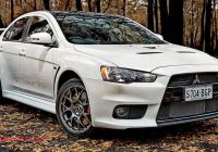 Mitsubishi Evo 2015 Awesome 2015 Mitsubishi Lancer Evolution Final Edition New Car