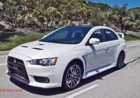 Mitsubishi Evo 2015 Luxury 2015 Mitsubishi Lancer Evolution Final Edition Footage