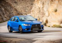 Mitsubishi Evo 2015 Unique 2015 Mitsubishi Lancer Evolution Mr First Test Motor Trend