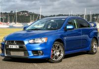 Mitsubishi Lancer Evolution X Fresh 2016 Mitsubishi Lancer Evolution X Review Final Edition
