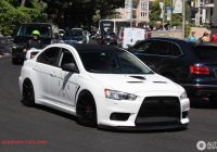 Mitsubishi Lancer Evolution X Unique Mitsubishi Lancer Evolution X 28 April 2017 Autogespot