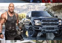 """Most Bought Sports Cars Awesome the World Most Popular Actor Dwayne Johnson """"the Rock"""" and"""