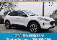 Mpg for 2020 ford Escape Hybrid New New 2020 ford Escape Se Sport Hybrid Awd