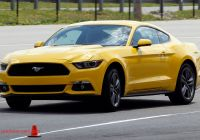 Mustang Ecoboost 2015 Luxury 2015 ford Mustang Ecoboost 2 3 First Ride