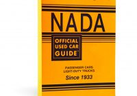 Nada Used Car Guide Lovely Nada Official Used Car GuideÂ