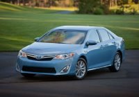 Nadaguides Used Car Values Lovely Newly Redesigned 2012 toyota Camry Hybrid Xle is Named Nadaguides