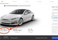 New Tesla Battery Cost Inspirational Tesla Increases Model S and Model X Range now tops at 373