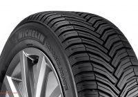 New Tires Elegant Michelin Crossclimate A New Type Of Tire Automobile