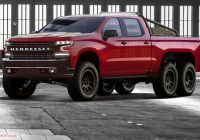 New Trucks Awesome Goliath 6—6 Truck Hennessey Brings New Meaning to Chevy S