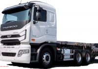 New Trucks Elegant Daewoo Trucks Launches New Extra Heavy Vehicle Into south