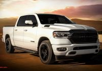 New Trucks Fresh 2020 Ram Trucks Treated to New Colors Tech Visual Upgrades