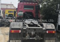 New Trucks Inspirational China New Trucks Howo 4×2 371hp Prime Mover Tractor Truck