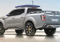 New Trucks Lovely New Renault Alaskan Truck – Cool Concept to Debut at