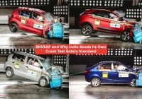 Nhtsa Crash-test Ratings Beautiful Bnvsap and why India Needs Its Own Crash Test Safety