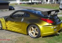 Nissan 350z Fresh This Nissan 350z From Fast and Furious tokyo Drift is for