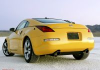 Nissan 350z Inspirational Nissan 350z 35th Anniversary 2005 Coupe Cars